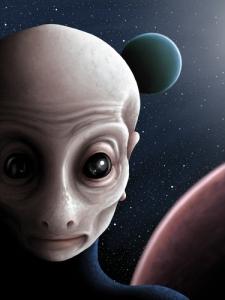 alien shutterstock_98335538