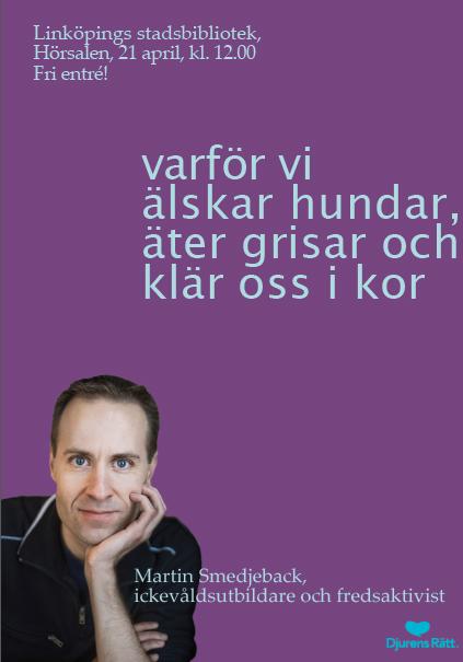 Martin Smedjeback